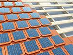 Remplacement des tuiles traditionnelles par des tuiles photovoltaïques à La Laigne